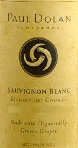 Paul Dolan Vineyards Sauvignon Blanc